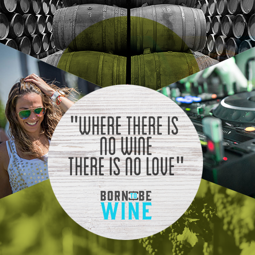 Born to be Wine, WINE, FOOD & MUSIC FESTIVAL 1