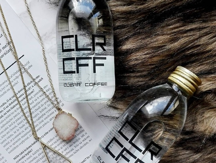 Clear Coffee cafe incoloro 4